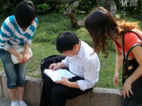上海理工大学-市场调查视频记录-调研的故事 (727播放)