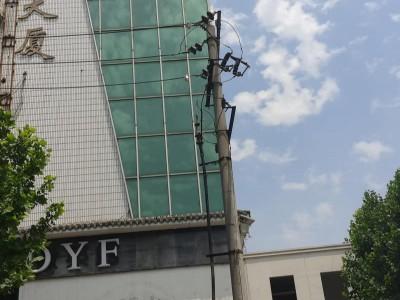 合肥百特--办公楼外景