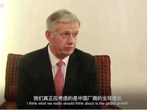 系列访谈: J.D. Power (君迪)的中国增长战略 (606播放)