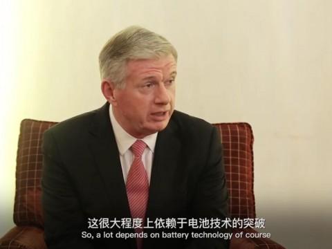 系列访谈:如何看待中国的新能源汽车车市场 (594播放)